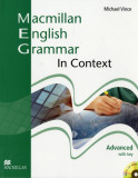 Macmillan English Grammar In Context Advanced Pack with Key