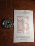 10 Lei 2019 Moneda Argint Revolutia Romana 30 de ani!