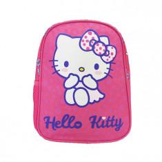 Ghiozdan gradinita mini Pigna Hello Kitty roz inchis HKRS1828-1