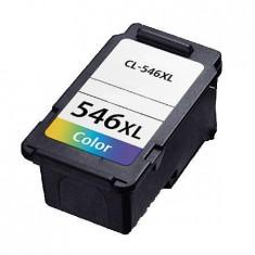 Cartus MARE color Canon CL546-XL compatibil CL-546XL imprimante Pixma MG2450..., Multicolor