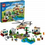 LEGO City Operatiunea de Salvare a Animalelor 60302