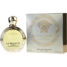 Versace Eros Pour Femme Eau de Toilette femei 100 ml