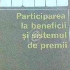 Participarea la beneficii si sistemul de premii