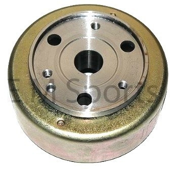 Volanta magnetou ATV 110CC (fara bendix) model 2 foto