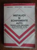 Tehnologia meseriei electrician auto - Manual anii I si II / R2P3F, Alta editura