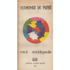 Economia de piata. Mica enciclopedie