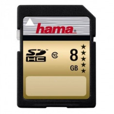 Card Hama Hight Speed Gold SDHC 8GB