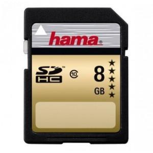Card Hama Hight Speed Gold SDHC 8GB