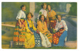 3179 - TIMISOARA, Ethnic Women, Romania - old postcard, CENSOR - used - 1916, Circulata, Printata