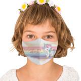 Cumpara ieftin Masca reutilizabila din textil pentru copii 6-9ani, Magic