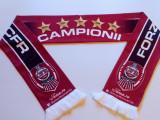"""Fular fotbal CFR 1907 CLUJ - """"Campionii 5* """""""