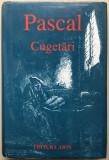 Cugetari - Pascal (editie integrala)