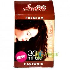 Henna Premium Castaniu 60g