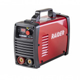 RAIDER RD-IW180 Aparat de sudura invertor 160A, Raider Power Tools