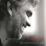 Andrea Bocelli Amore remastered (cd)