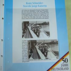 """3 Cartele Telefonice """"50 Jahre Deutschland"""" - Exponate NOI / 21"""