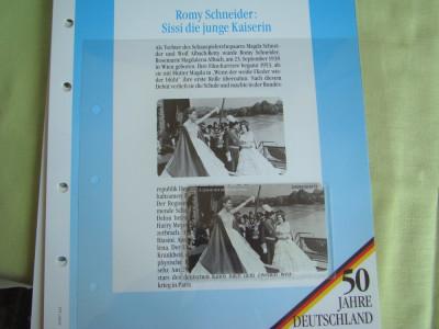 """3 Cartele Telefonice """"50 Jahre Deutschland"""" - Exponate NOI / 21 foto"""