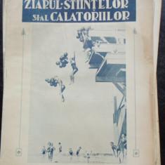 ZIARUL STIINTELOR SI AL CALATORIILOR NR.31/AUGUST 1932