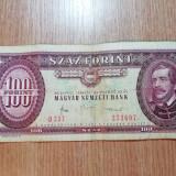 100 forinți 1984