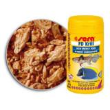 Hrană pentru pești, Sera FD Krill 250 ml