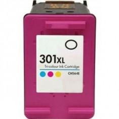 Cartus HP 301XL Color CH564EE compatibil