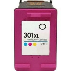 Cartus HP 301XL Color CH564EE compatibil foto