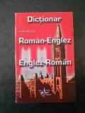 EMILIA NECULAI - DICTIONAR ROMAN ENGLEZ, ENGLEZ ROMAN