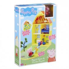 Set Jucarii Peppa Pig House Garden Playset