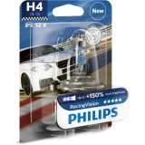 Bec auto Philips H4 12V 60/55W Racing Vision