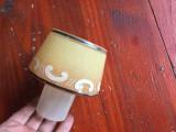 Design / Vintage - Abajur pentru lampa lustra sau veioza / model deosebit !!!
