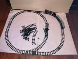 Bnk jc Tren Ottmar Beckh - locomotiva cu arc - functionala - scara O, 0 - 1:45, Seturi complete
