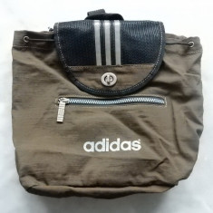 Gentuta vintage Adidas West Germany; 27 x 20 x 8 cm; impecabila, ca noua