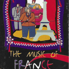 Caseta audio The Music Of France, originala