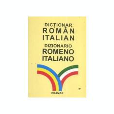 Dictionar roman-italian / Dizionario romeno-italiano