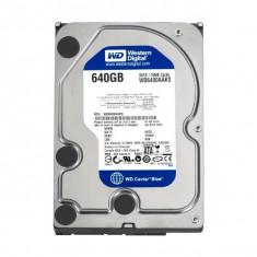 HARD DISK DESKTOP SH WD6400AAKS , 640GB