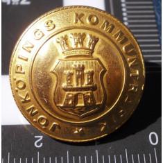 Nasture veche uniforma, transport in comun, Jonkoping, Suedia