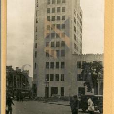 CARTE POSTALA, BUCURESTI, CALEA VICTORIEI- PALATUL TELEFOANELOR