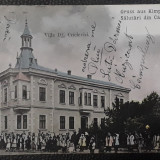 Carte poștală Campulung / Suceava - 1906, Circulata, Printata, Stanca