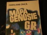 MAPA CENUSIE-HARALAMB ZINCA-286 PG-