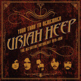 Uriah Heep Your Turn To Remember The Definitive Anthology LP (2vinyl)