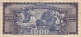 ROMANIA 1000 LEI 1950 VF
