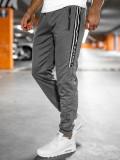 Pantaloni de trening gri Bolf JX1058