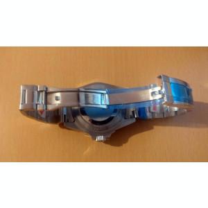Parnis 42mm automatic inox