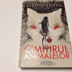CIMITIRUL ANIMALELOR  STEPHEN KING  RF14/2