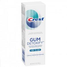 Pasta de Dinti, Crest, 3D White, Gum Detoxify, pentru Afectiuni Gingivale, 116gr