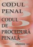 Cumpara ieftin Codul Penal. Codul de Procedura Penala