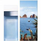 Dolce & Gabbana Light Blue Love in Capri Eau de Toilette femei 100 ml