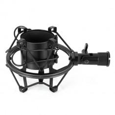 Shock Mount Microfon Condensator, Diametru 43-46 mm, Amortizor Soc Inregistrari
