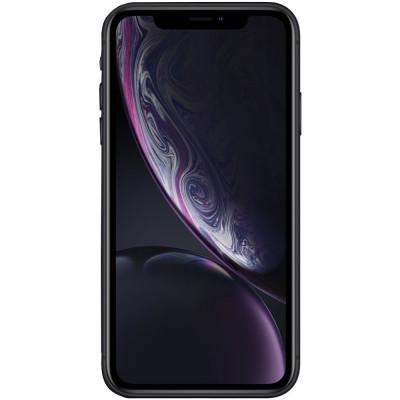 IPhone XR Dual Sim 256GB LTE 4G Negru 3GB RAM foto