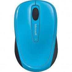 Mouse Microsoft Mobile 3500, Wireless, Albastru